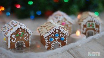 Teen Time- Mini Gingerbread Houses