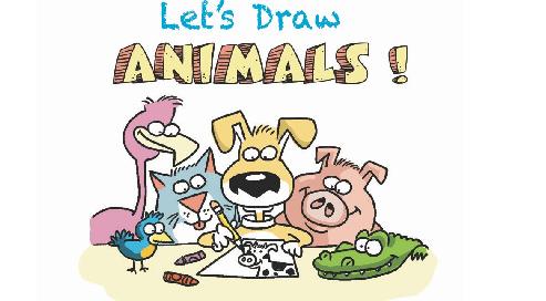 Lets draw animals copy