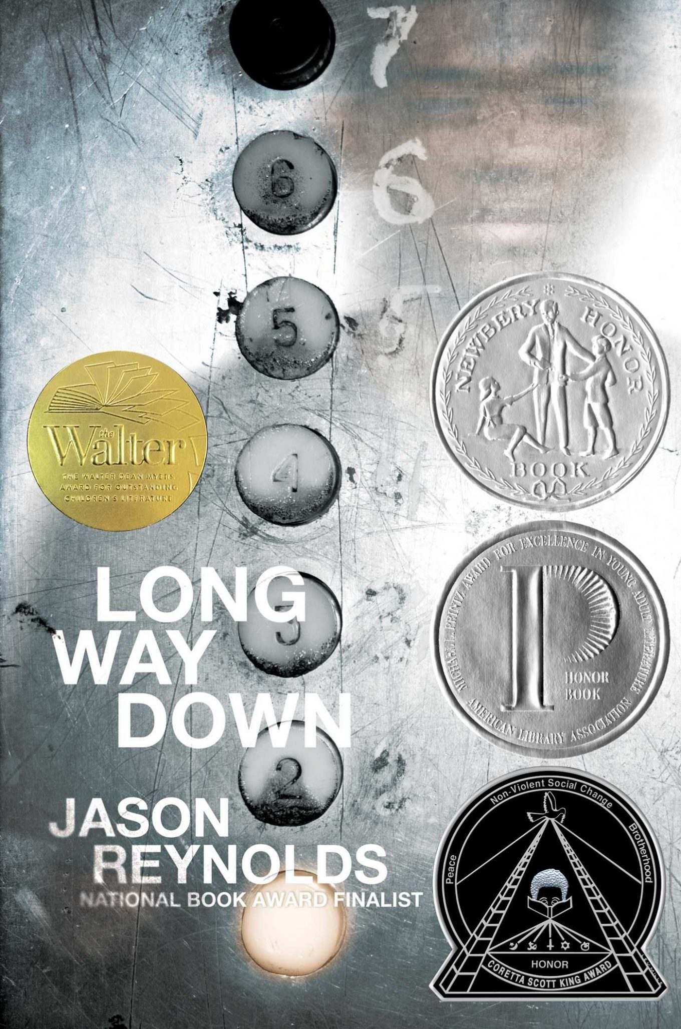 Long Way Down by Jason Reynolds, Reviewed by Dylan Mondrus
