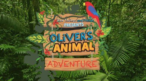 Olivers animal adventures copy