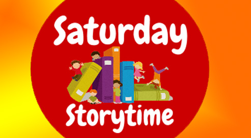 Image result for saturday storytime