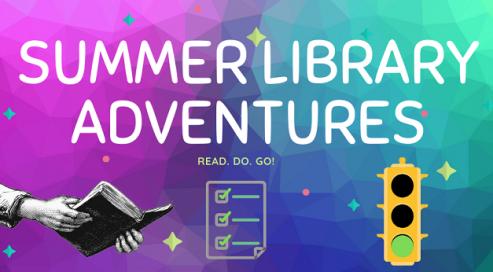 Summer Library Adventures