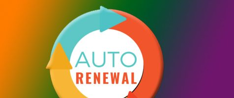 Automatic Renewals Are Here!