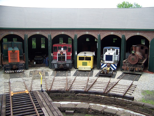 Connecticut Eastern Railroad Museum