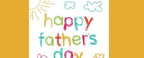 June 18 Make a Father's Day Card