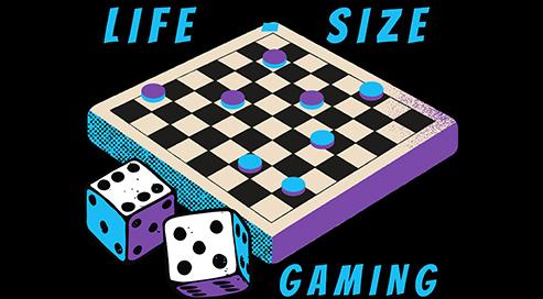 lifesize gaming