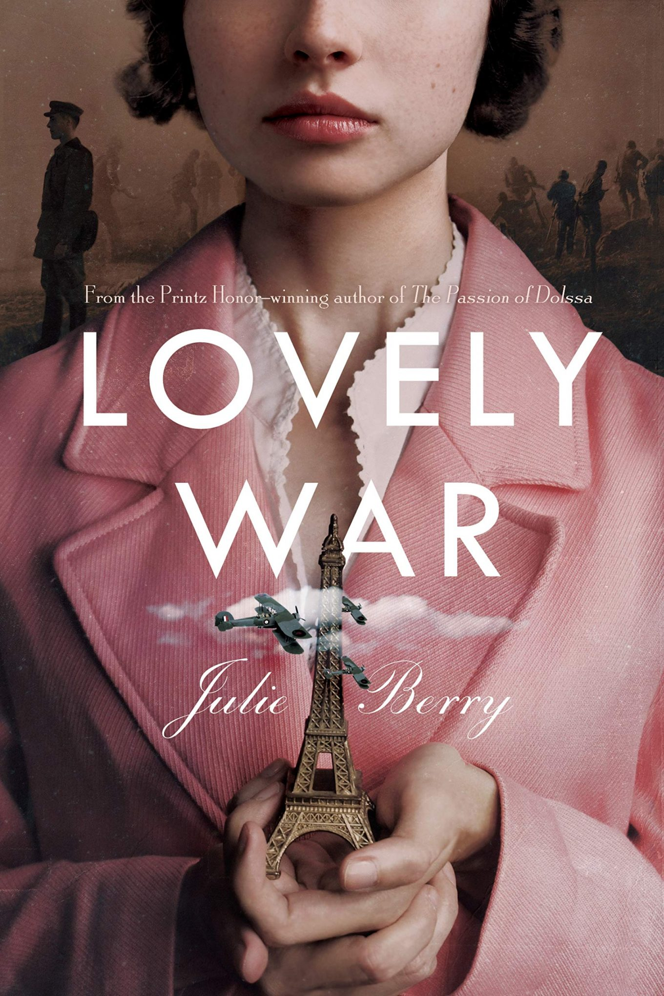Lovely War by Julie Berry, Reviewed by Lecia Sun