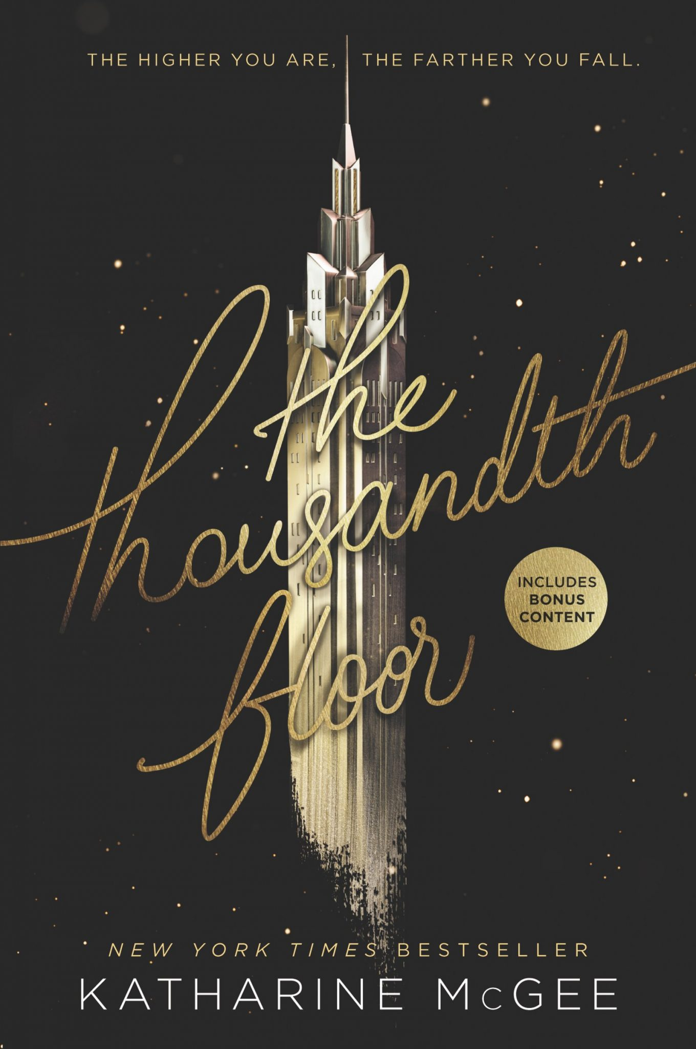 The Thousandth Floor by Katharine McGee, Reviewed by Lecia Sun