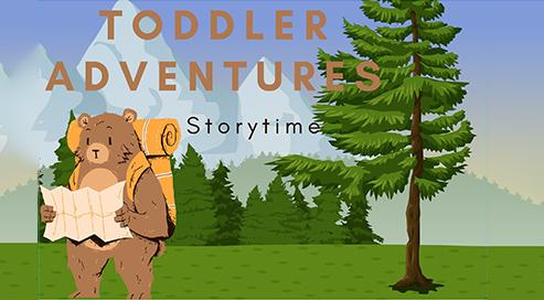 toddler adventure storytime